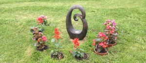 Mindfulness Garden Feature